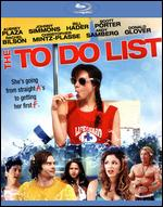 The To Do List [Includes Digital Copy] [UltraViolet] [Blu-ray] - Maggie Carey