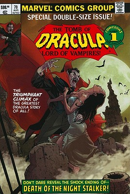 The Tomb of Dracula Omnibus, Volume 2 - Wolfman, Marv