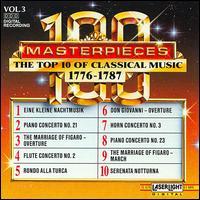 The Top 10 of Classical Music, 1776-1787 - Bernd Meiser (horn); Daniel Gerard (piano); Evelyne Dubourg (piano); Kurt Berger (flute); Vienna Mozart Ensemble;...