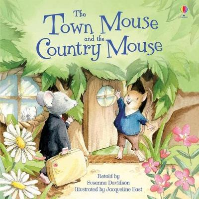 The Town Mouse & the Country Mouse - Davidson, Susanna