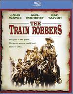 The Train Robbers [Blu-ray]