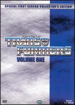 The Transformers: Season 1, Vol. 1