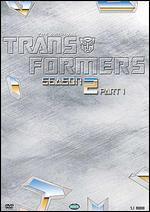 The Transformers: Season 2 - Part 1 [4 Discs]