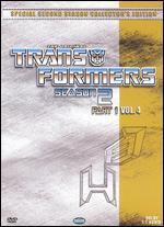 The Transformers: Season 2 - Part 1, Vol. 4