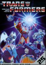 The Transformers: Seasons Three and Four [25th Anniversary] [4 Discs]