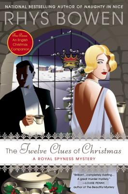 The Twelve Clues of Christmas - Bowen, Rhys