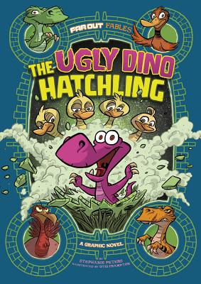 The Ugly Dino Hatchling: A Graphic Novel - Peters, Stephanie