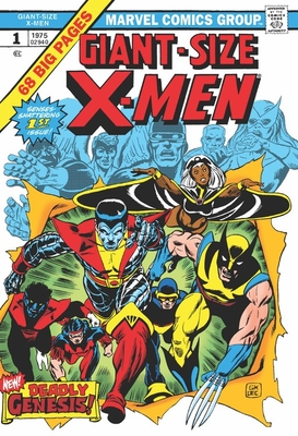 The Uncanny X-Men Omnibus Vol. 1 - Wein, Len (Text by), and Claremont, Chris (Text by), and Mantlo, Bill (Text by)