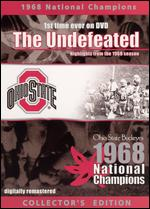 The Undefeated: Ohio State Buckeyes - 1968 National Champions -