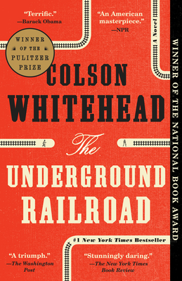 The Underground Railroad - Whitehead, Colson