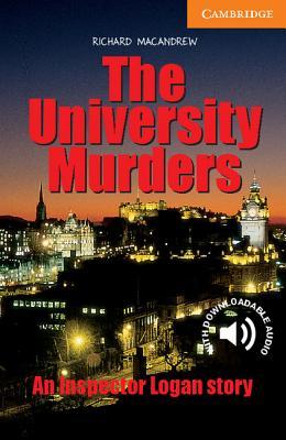 The University Murders - MacAndrew, Richard