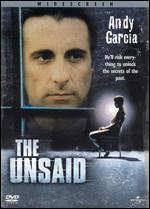 The Unsaid [WS] - Tom McLoughlin