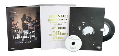 The Velvet Underground: Deluxe Edition - Kugelberg, Johan (Editor), and Reed, Lou (Foreword by), and Havel, Vaclav (Contributions by)