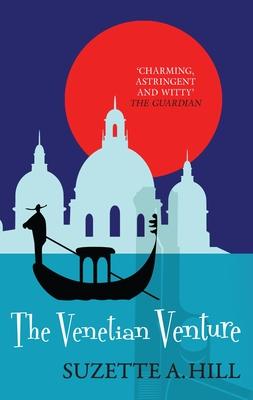 The Venetian Venture - Hill, Suzette A.