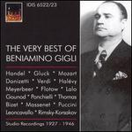 The Very Best of Beniamino Gigli