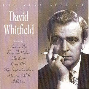 The Very Best of David Whitfield - David Whitfield