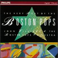 The Very Best of the Boston Pops - The Boston Pops Orchestra/John Williams