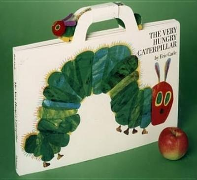 The Very Hungry Caterpillar: Giant Board Book - Carle, Eric