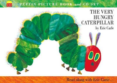 The Very Hungry Caterpillar - Carle, Eric (Read by)