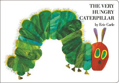 The Very Hungry Caterpillar - Carle, Eric