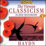 The Vienna Classicism in slow movements, Vol. 1: Haydn