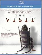 The Visit [Includes Digital Copy] [Blu-ray/DVD] [2 Discs] - M. Night Shyamalan