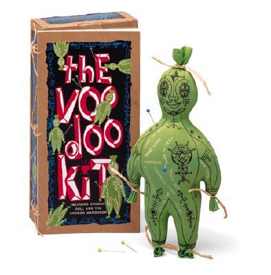 The Voodoo Kit - Genge, Ngaire E, and Harry, Lou
