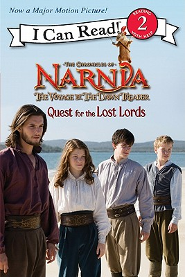 The Voyage of the Dawn Treader: Quest for the Lost Lords - Frantz, Jennifer