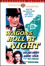 The Wagons Roll at Night - Ray Enright