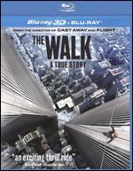 The Walk [Includes Digital Copy] [3D] [Blu-ray]