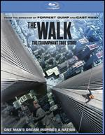 The Walk [Includes Digital Copy] [Blu-ray] - Robert Zemeckis