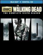 The Walking Dead: The Complete Sixth Season [Includes Digital Copy] [Blu-ray]