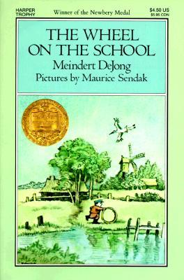 The Wheel on the School - De Jong, Meindert
