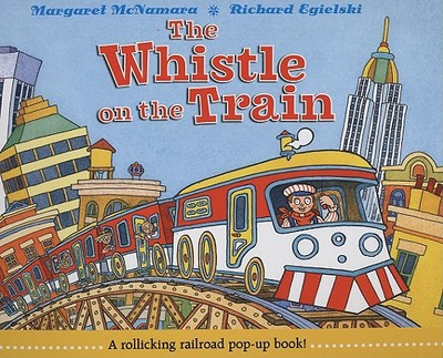 The Whistle on the Train - McNamara, Margaret