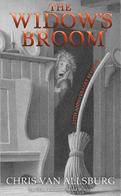 The Widow's Broom - Van Allsburg, Chris