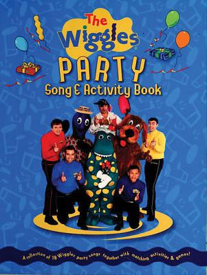 The Wiggles Party Song & Activity Book - Amsco (Creator)