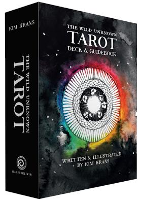 The Wild Unknown Tarot Deck and Guidebook (Official Keepsake Box Set) - Krans, Kim