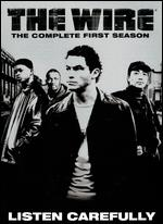 The Wire: The Complete First Season [5 Discs] -