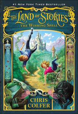 The Wishing Spell - Colfer, Chris