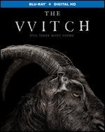 The Witch [Includes Digital Copy] [Blu-ray]