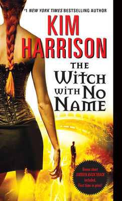 The Witch with No Name - Harrison, Kim