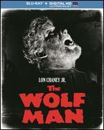 The Wolf Man [Includes Digital Copy] [UltraViolet] [Blu-ray]