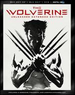 The Wolverine [3D] [Blu-ray/DVD]