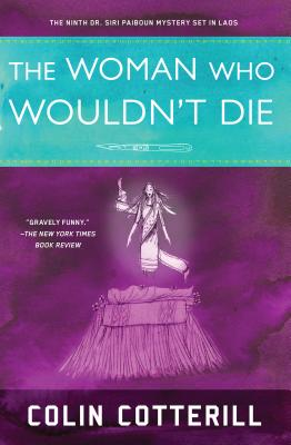 The Woman Who Wouldn't Die - Cotterill, Colin