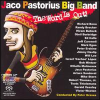 The Word Is Out - Jaco Pastorius Big Band