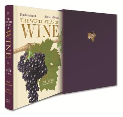 The World Atlas of Wine - Johnson, Hugh, and Robinson, Jancis
