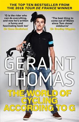 The World of Cycling According to G - Thomas, Geraint