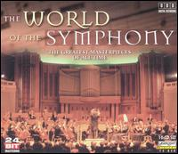 The World of the Symphony [10 discs] - Edith Wiens (soprano); Karl-Heinz Stryczek (bass); Miklós Szenthelyi (violin); Reiner Goldberg (tenor);...