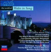 The World of Wales in Song -