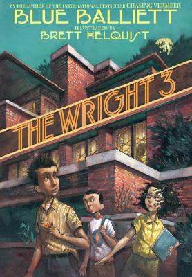 The Wright 3 - Balliett, Blue